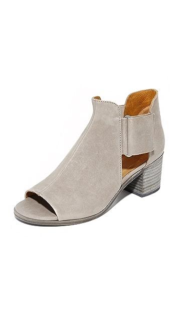 Coclico Shoes Zephrya Open Toe Booties