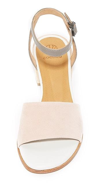 Coclico Shoes Trim City Sandals