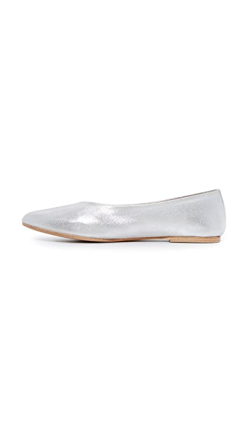 Coclico Shoes Pril Metallic Flats