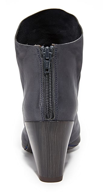 Coclico Shoes Jaci Suede Booties