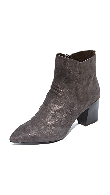 Coclico Shoes Joy Metallic Booties