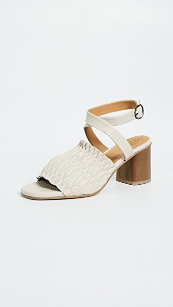 Coclico Shoes Block Heel Sandals
