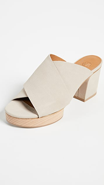 Coclico Shoes Richie Block Heel Sandals