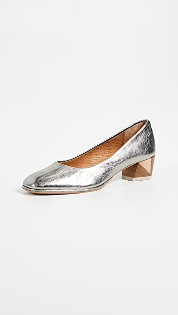 Coclico Shoes El Cid Block Heel Pumps