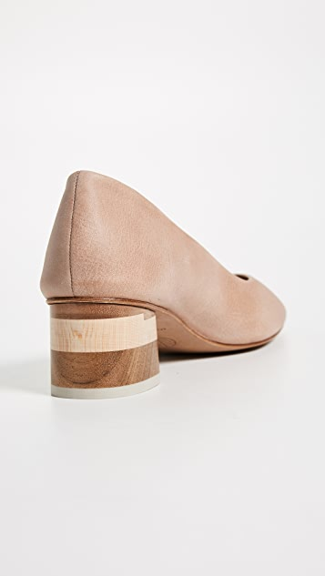 Coclico Shoes Epic Block Heel Pumps