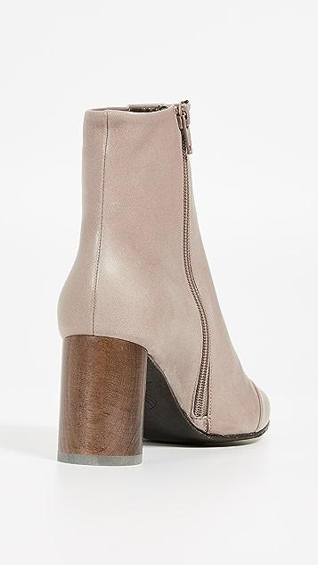 Coclico Shoes Laeve Block Heel Booties