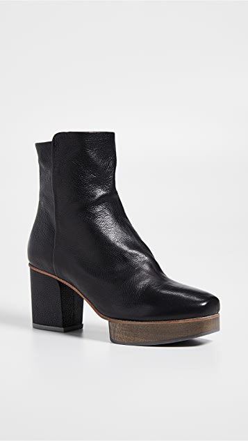 Coclico Shoes Rana Platform Booties