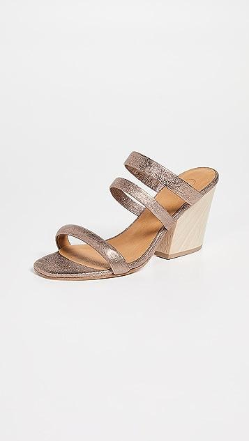 Coclico Shoes Туфли без задников с ремешками Tamara
