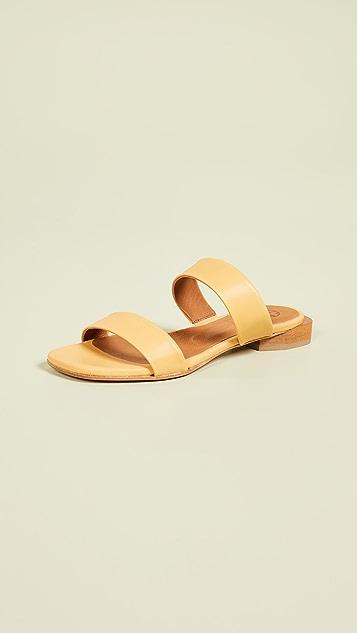 Coclico Shoes Carano 双固定带凉拖鞋