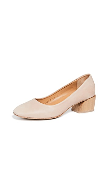 Coclico Shoes Epice Block Heel Pumps