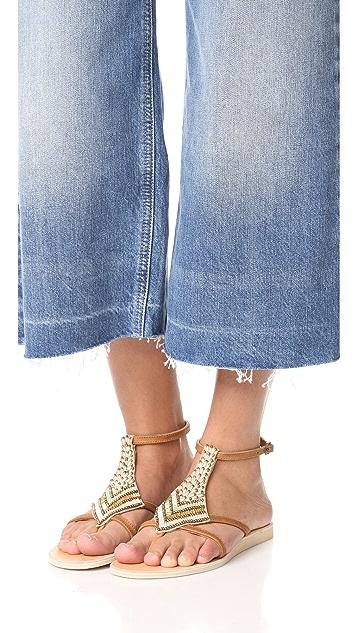 Cocobelle L*Space + Cocobelle Arrow Sandals