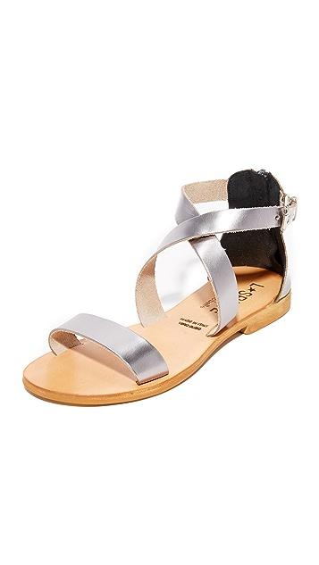 Cocobelle L*Space + Cocobelle Cavilla Sandals