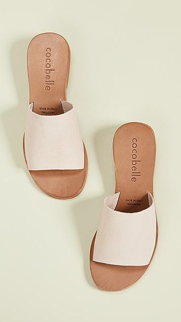 Cocobelle Bhea 无跟便鞋
