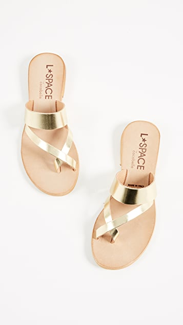 Cocobelle x L*Space Iris Sandals