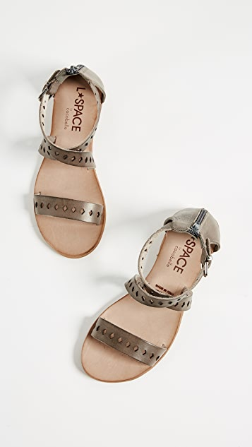 Cocobelle x L*Space St.Croix Sandals