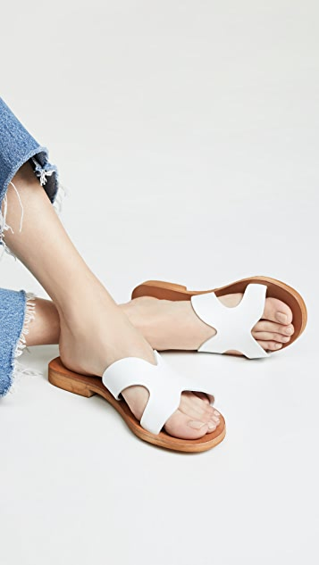 Cocobelle Los Slide Sandals