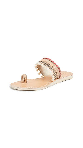 Cocobelle Mahal Toe Ring Sandals