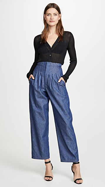 Colovos Super High Waisted Pants