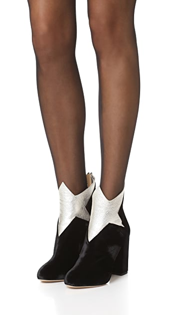 Charlotte Olympia Galactica Booties