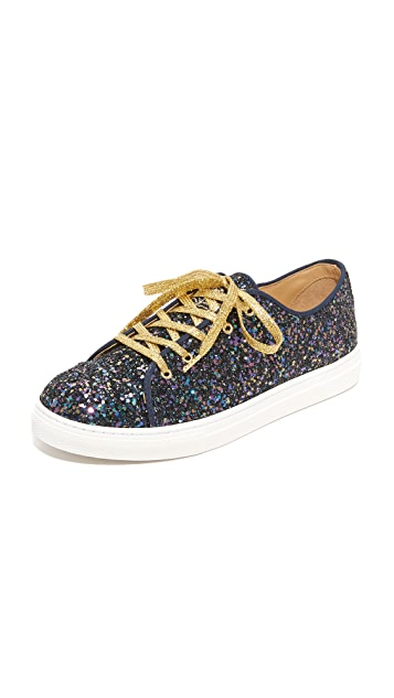 Charlotte Olympia Low Top Sneakers