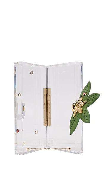 Charlotte Olympia Lucky Pandora Clutch Box