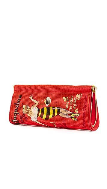 Charlotte Olympia Jitterbug Magazine Clutch Bag