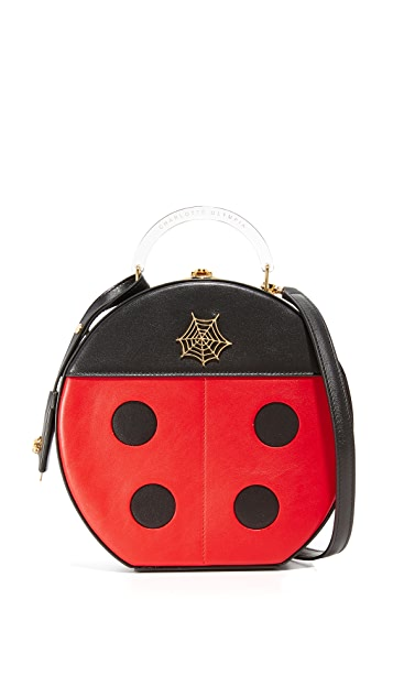 Charlotte Olympia Atkinson Top Handle Case