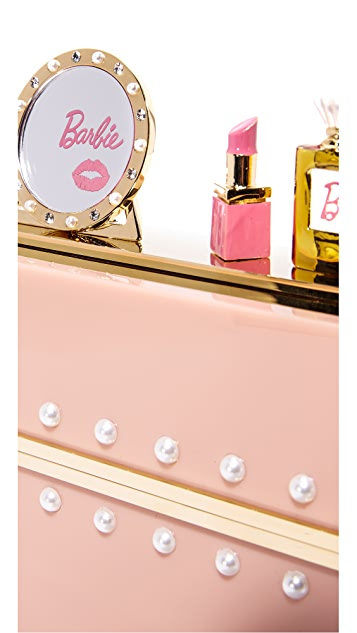 Charlotte Olympia Charlotte Olympia x Barbie World Clutch Box
