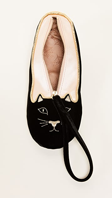 Charlotte Olympia Incognito Kitty Bag