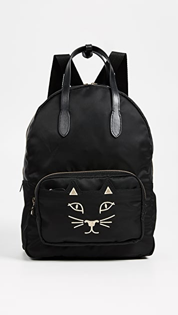3f9c46360653 Charlotte Olympia Purrrfect Backpack ...