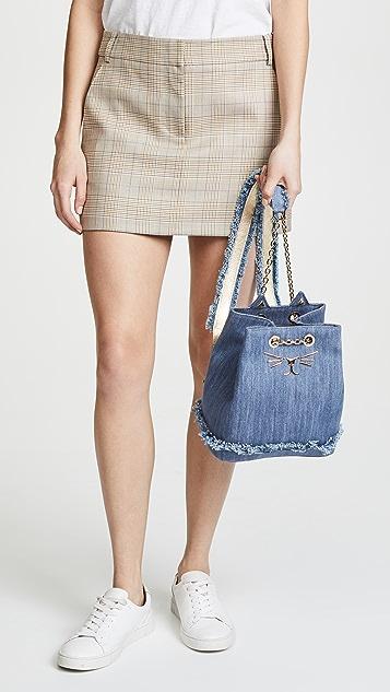 Charlotte Olympia Petit Feline Backpack