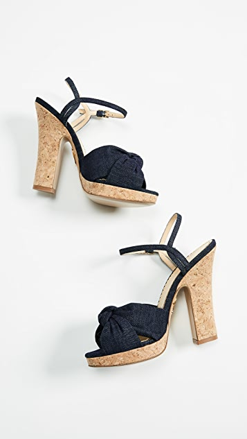 Charlotte Olympia Farrah Strappy Pumps