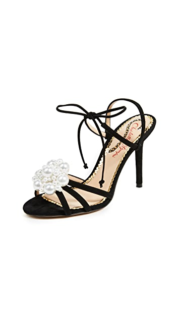 Charlotte Olympia Tallulah Strappy Pumps
