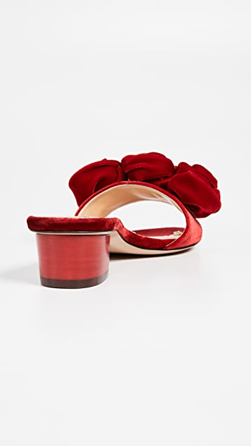 Charlotte Olympia Mule Sandals