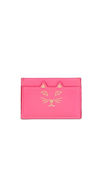 Charlotte Olympia Kitty Wallet
