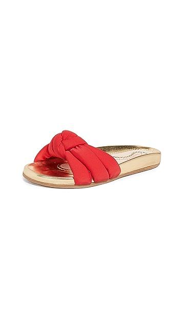 Charlotte Olympia Dylan Slide Sandals