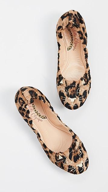 Charlotte Olympia Kitty Soft Ballet Flats