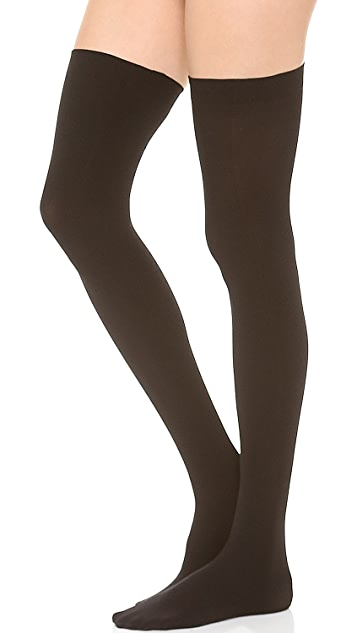 Commando Up All Night Thigh Highs