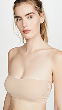 Double Take Collection Lace Bandeau