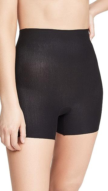 Commando 棉质塑身超短裤