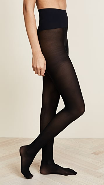 Commando The Semi Opaque Tights - Black