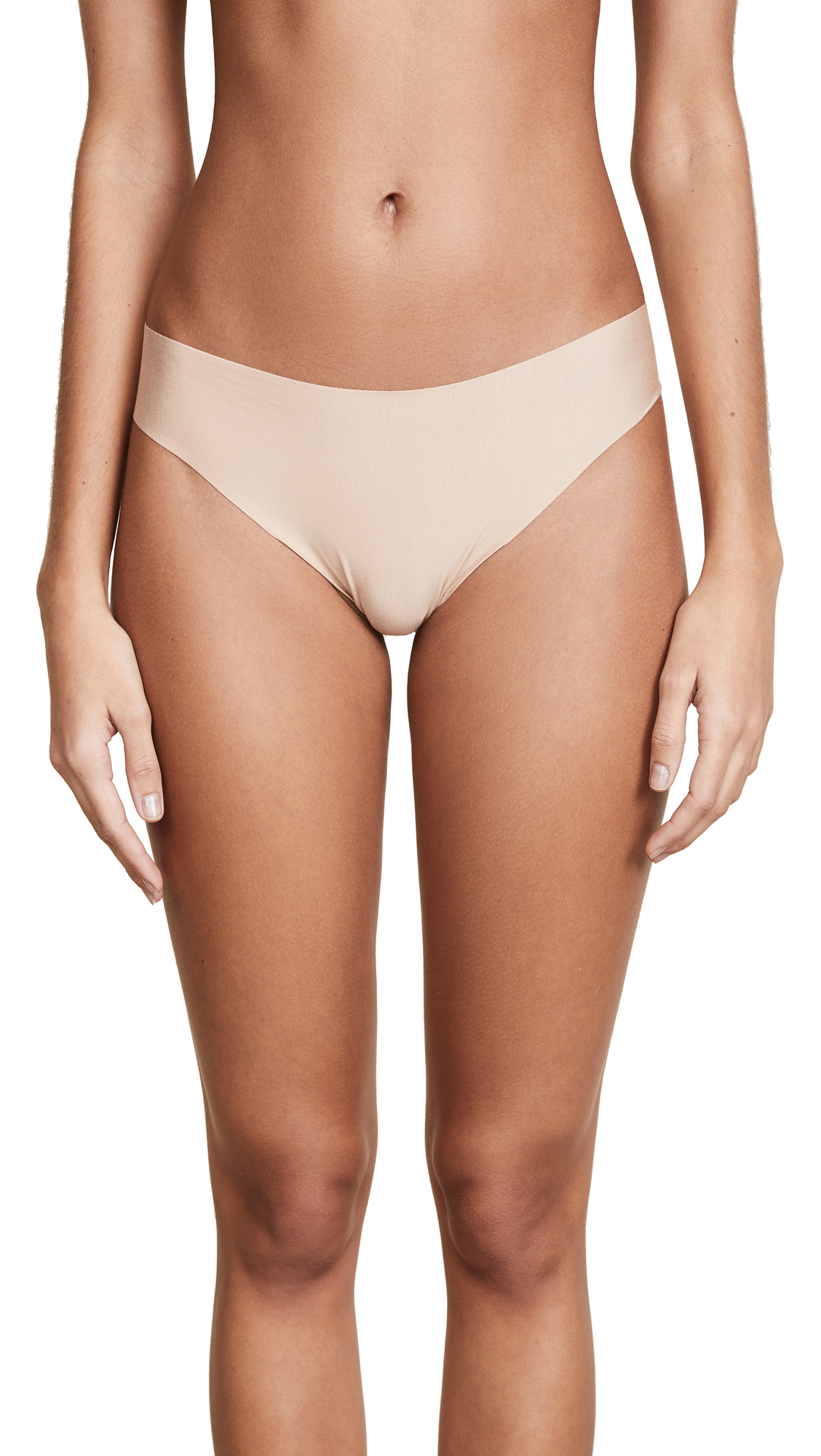 Commando Butter Mid Rise Thong