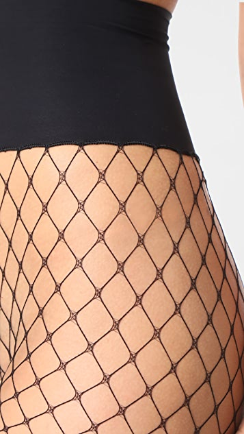 Commando Open Air Net Tights