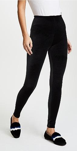 Commando - Perfect 塑形丝绒贴腿裤