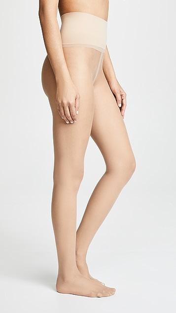 Commando The Keeper Sheer Tights - Medium Nude