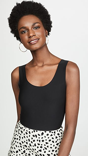 Commando Butter Tank Bodysuit - Midnight