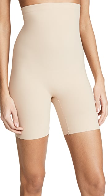 Commando Classic Control High Rise Shorts