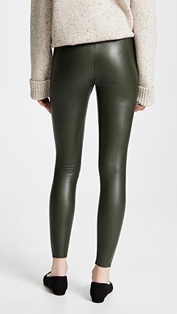 wholesale real deal good looking Perfect Control Faux Leather Leggings