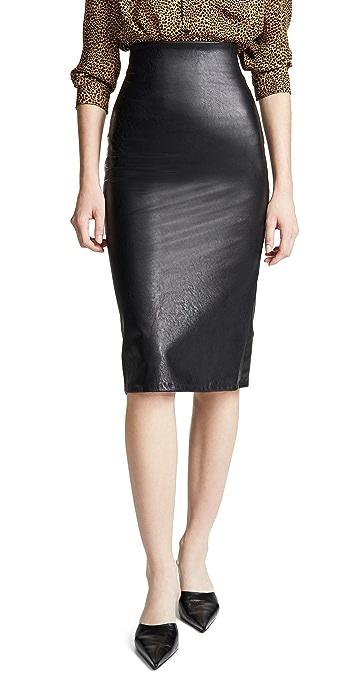 Commando Perfect Skirt - Black