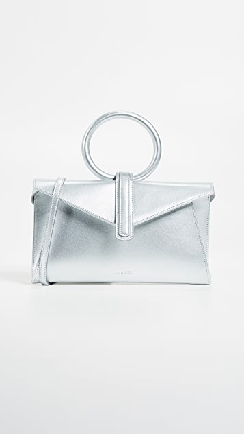 Complet Valery Mini Satchel - Silver